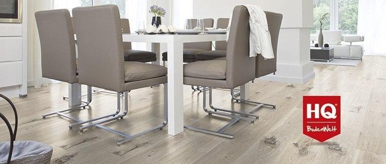 Unsere Fußboden-Eigenmarke HQ-BodenWelt