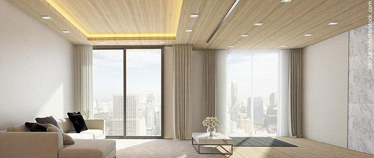 Paneele für kreative Wand- und Deckengestaltungen