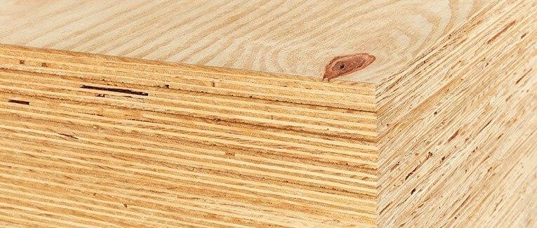 Bausperrholz für konstruktive Zwecke