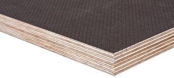 Zu Multiplex-, Siebdruck- und Sperrholzplatten